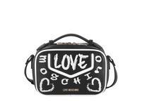 Love Moschino Umhängetasche JC4221 nero-bianco