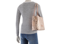 Love Moschino Shopper silber