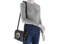 Versace Jeans Couture Umhängetasche Linea F DIS 1 schwarz/weiß