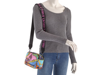 Versace Jeans Couture Kurzgriff Tasche Linea T DIS 1 soave