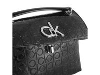 Calvin Klein Umhängetasche Re-Lock EM Conv Crossbody MD black