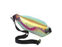 Calvin Klein Bauchtasche Streetpack Iridescent rainbow