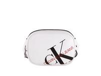 Calvin Klein Jeans Bauchtasche Round Waistbag white