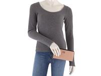 Calvin Klein Langbörse Damen TGW Z/A Wallet LG dusty rose