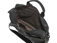 Strellson Aktentasche Hyde Park Briefbag SHZ black