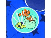 Scouty Kinder Rucksack Woody 12l Ocean