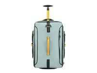Samsonite Reisetasche mit Rollen Paradiver Light 74,5l grey/yellow