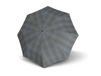 Knirps Taschenschirm T.200 Duomatic Check check grey