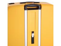 Rada Reisetrolley Rock 4W L 77cm gelb
