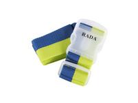Rada Koffergurt marine/lime