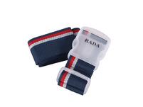 Rada Koffergurt marine/rot/weiß