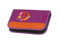 McNeill Schulranzen Set 6tlg. ERGO Light Compact chip peace