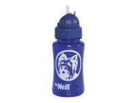 McNeill Getränkeflasche 0,35l blau
