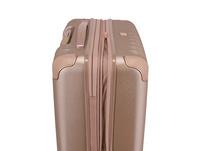 Titan Reisetrolley Barbara Glint 67cm rose metallic