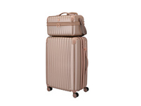 Titan Beautycase Barbara Glint Beauty Case rose metallic