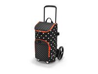 reisenthel Einkaufstrolley citycruiser bag 45l mixed dots