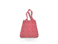 reisenthel Faltbeutel mini maxi Shopper signature red