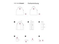 reisenthel Faltbeutel mini maxi Shopper barock taupe
