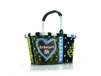 reisenthel Einkaufskorb carrybag gemustert 22l bavaria SE