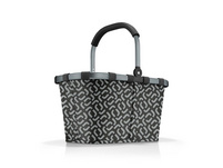reisenthel Einkaufskorb carrybag 22l signature black