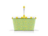 reisenthel Einkaufskorb carrybag 22l signature lemon