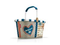reisenthel Einkaufskorb carrybag gemustert 22l bavaria 4