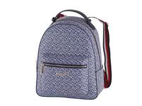 Tommy Hilfiger Damenrucksack Iconic Backpack Monogram blue
