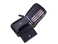 Tommy Jeans Querbörse Herren TJM ZA Wallet Recycled RFID black