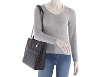 Guess Shopper Illy Elite Tote grey
