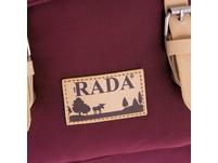 Rada Rucksack RS52L wine red