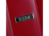Rada Reisetrolley PP/5 75cm petrol