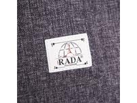 "Rada Laptop Tasche Rainbow RT/7 15,4"" grey two tone cognac"