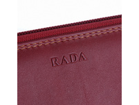 Rada Portmonee Damen B/43 rot/multicolor