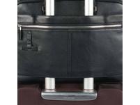 Piquadro Aktentasche Modus Expandable Computer Case schwarz