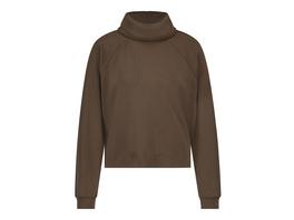 Hunkemöller Sweater mit Trichterkragen