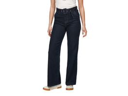 Regular Fit: Wide leg-Jeans - Stretchjeans