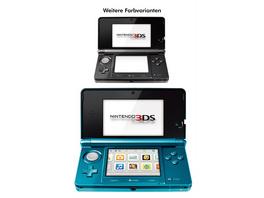 3DS Konsole (gebraucht) schwarz