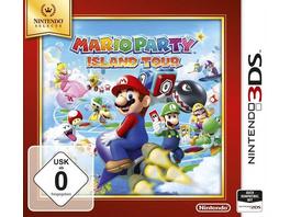 Mario Party: Island Tours (Nintendo Selects)