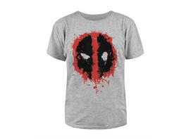 Deadpool - T-Shirt Grau (Größe L)
