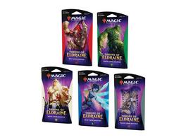 Magic the Gathering: Throne of Eldraine Theme Booster Pack englisch (zufällige Auswahl)
