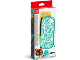 Nintendo Switch Lite-Tasche & -Schutzfolie Animal Crossing: New Horizons Edition