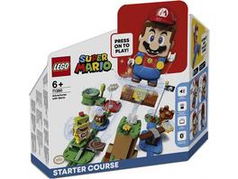 LEGO® Super Mario Abenteuer mit Mario™ – Starterset - 71360