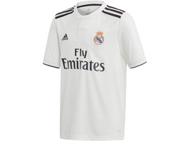 adidas Real Madrid 18/19 Heim Trikot Kinder