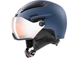 Uvex hlmt 600 visor Skihelm
