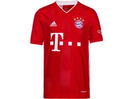 adidas FC Bayern 20/21 Heim Trikot Kinder