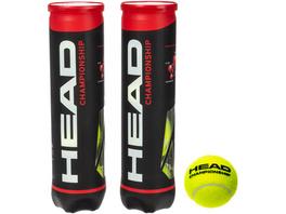 HEAD 2x4B CHAMPIONSHIP Tennisball