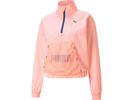 PUMA Train Logo Funktionssweatshirt Damen