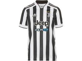 adidas Juventus Turin 21-22 Heim Trikot Kinder