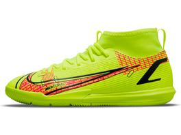 Nike JR Mercurial SUPERFLY 8 ACADEMY IC Fußballschuhe Kinder