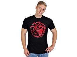 Game of Thrones House Targaryen T-Shirt